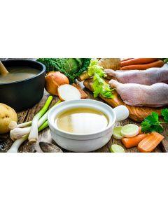 Organic Chicken Bone Broth Protein Powder